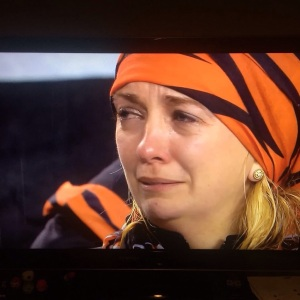 Sad Bengals Fan
